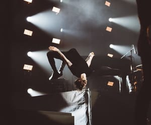 brendon urie, P!ATD, and tour image