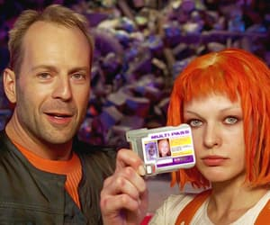 90s, bruce willis, and leeloo image