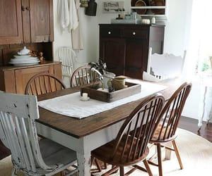country living, vintage style, and farmhouse style image