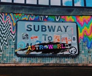 aesthetic, iconic, and subway image