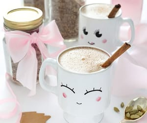 food and instant chai latte mix image