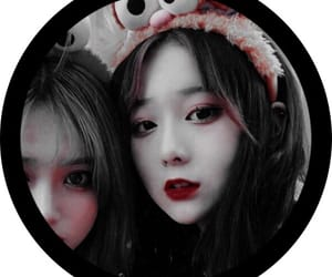 aesthetic, ulzzang, and themes image