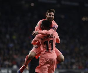 argentina, soccer, and Barca image