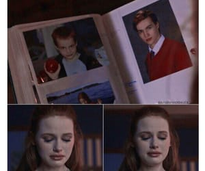 twins, riverdale, and cheryl blossom image