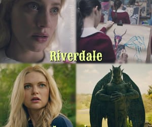 jenny boyd, riverdale, and betty cooper image
