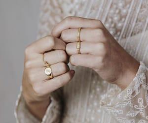 beauty, fashion, and jewelry image