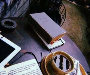 aesthetics, afternoon, and book image