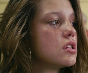 adele exarchopoulos, blue is the warmest color, and cry image