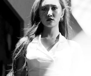 black and white, kpop, and fantaken image