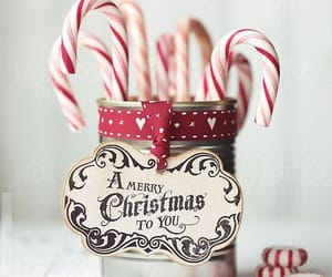 christmas and candy cane image