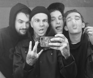 the 1975, the neighbourhood, and jesse rutherford image