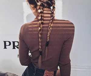 brown, fashion, and marrom image