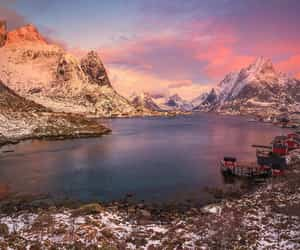 Reine, Lofoten, Norway by Eamon Gallagher