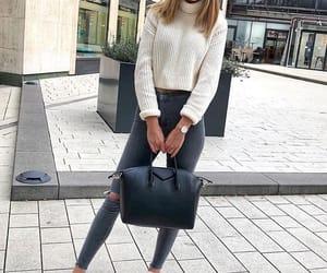 bag, beauty, and fashion image