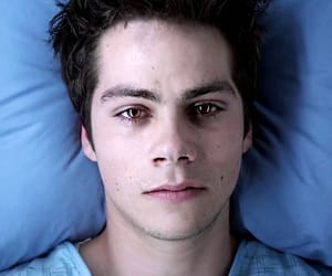 tw, stiles, and dylan o'brien image