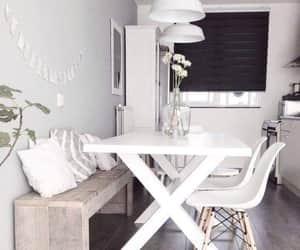Home decor - dining room - white