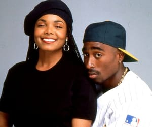 2pac, couple, and tupac image