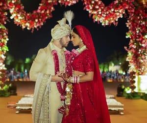 celebs, marriage, and nickjonas image