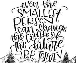 book, inspirational, and j.r.r. tolkien image
