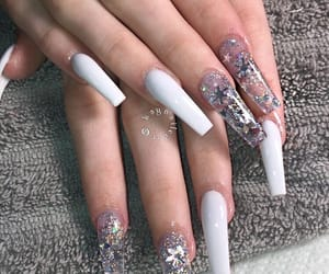 acrylics and nails image
