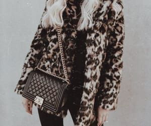 animal print, beauty, and leopard image