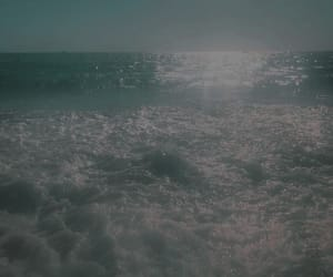 ocean, aesthetic, and sea image