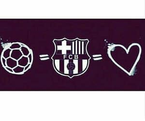 Barca and love image
