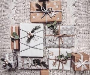 christmas, christmas gift, and gift image