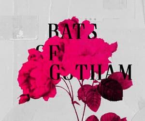 batman, Gotham, and DC image