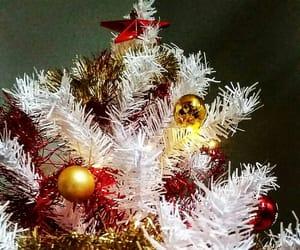 christmas, sapin, and decor image