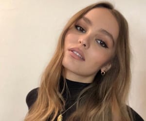 beauty, lily rose depp, and girls image