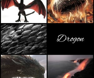 aesthetic, dragon, and asoiaf image