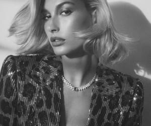 model, hailey baldwin, and beauty image