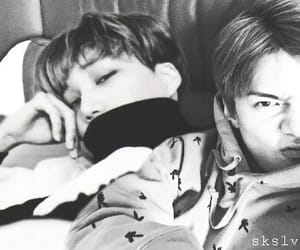 edit, kim jongin, and kaihun image