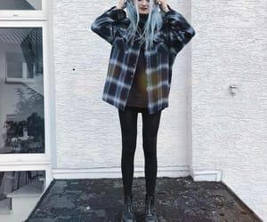 alternative, clothing, and black image