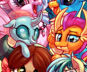MLP, friendship, and my little pony image
