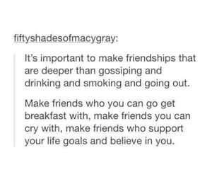 exactly, friendship, and support image