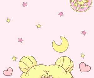 sailor moon, pink, and anime image