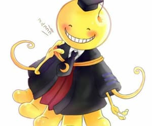 assassination classroom, korosensei, and anime image