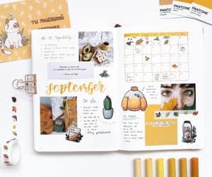 writing, yellow, and bujo image