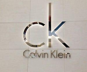 Calvin Klein, CK, and luxury image