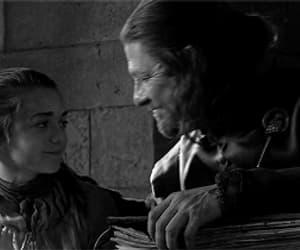daughter, arya stark, and maisie williams image