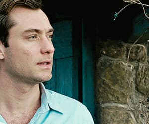 gif, handsome, and jude law image