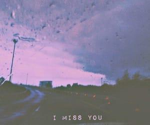 i miss you, miss, and sad image