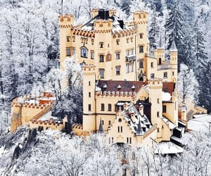 castle, castles, and medieval castles image