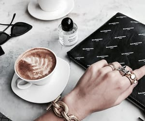 fashion, breakfast, and chic image
