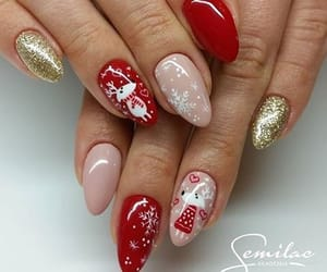 beautiful, dear, and nails image