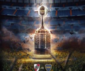 football, copa libertadores, and superclásico image