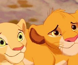 gif and the lion king image