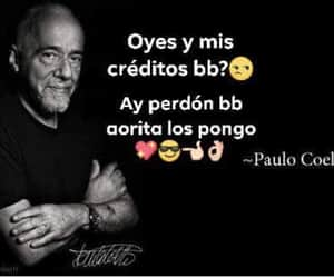 frases, gracioso, and paulo coelho image